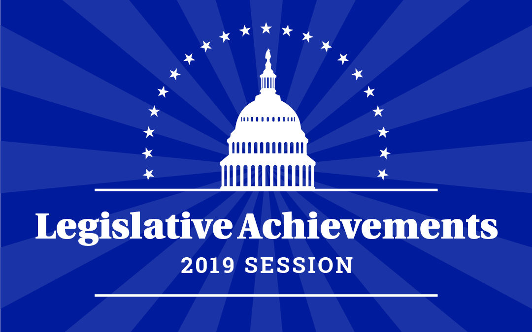 Progressive Women's Legislative Achievements