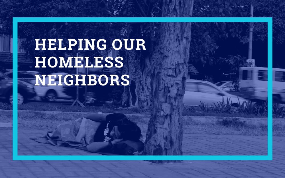 Helping the Homeless During the Coronavirus Crisis