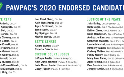 Women Supporting Women: PAWPAC's Endorsed Candidates for 2020
